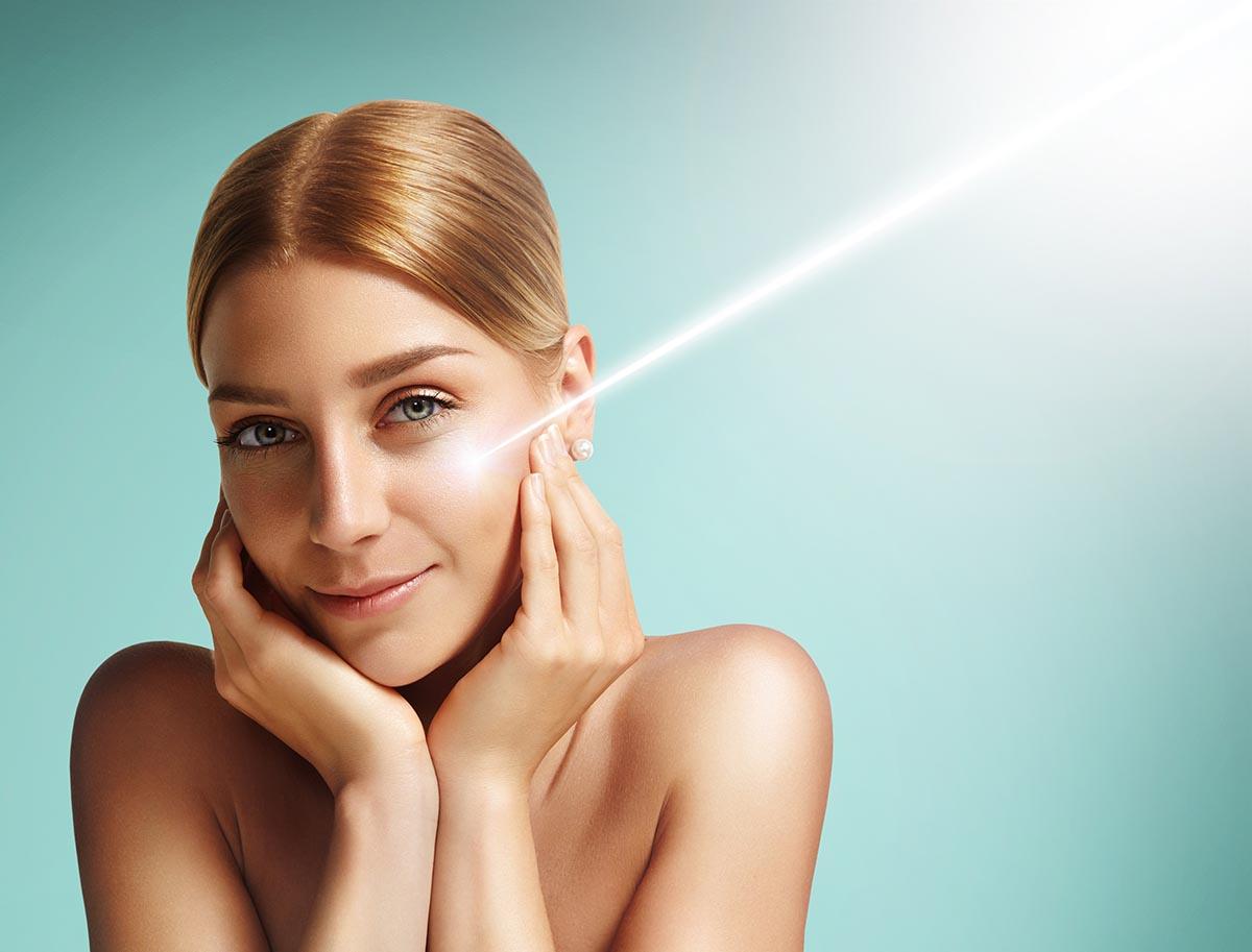 Микростимуляция кожи лазером в Одессе | Лазерный массаж лица в студии ARISTO