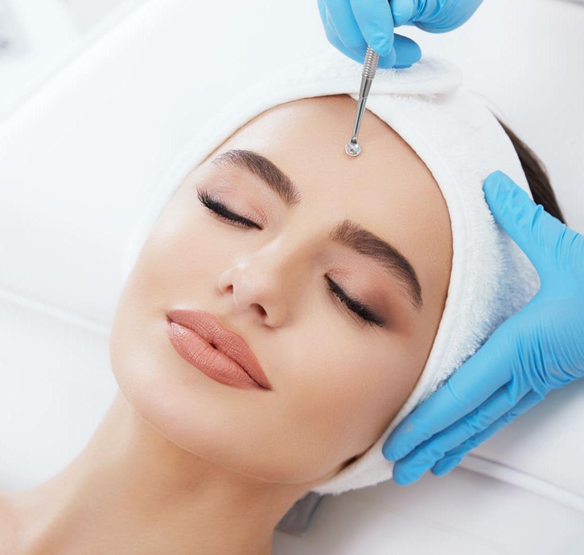 Механическая чистка лица в Одессе — ультразвуковая аппаратная чистка кожи | ARISTO